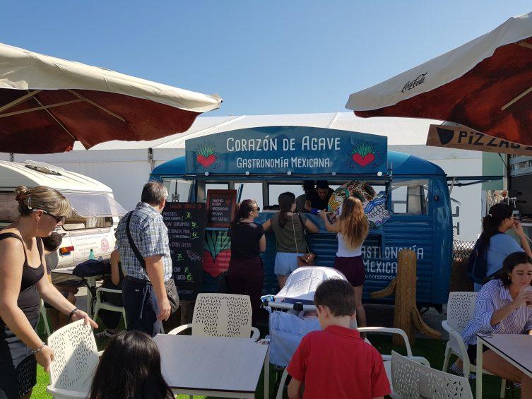 Food Truck Corazón de Agave