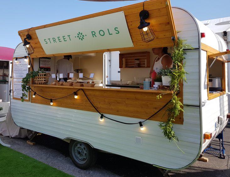 Street Rols, Food Truck de hamburguesas y entrantes de gran sabor.