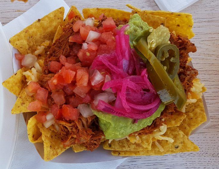 Food Truck Corazón de Agave, comida mejicana