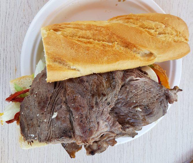 Food Truck Parrillada Argentina, en el Puerto de Alicante