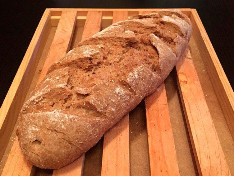 Receta pan integral casero