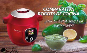 Análisis robots de cocina