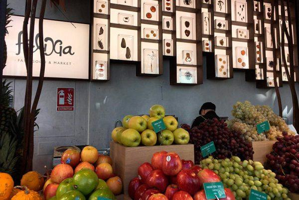Felixia, amplia selección de frutas y verduras