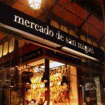 Mercado San Miguel en Madrid. Ejemplo de gastronomía