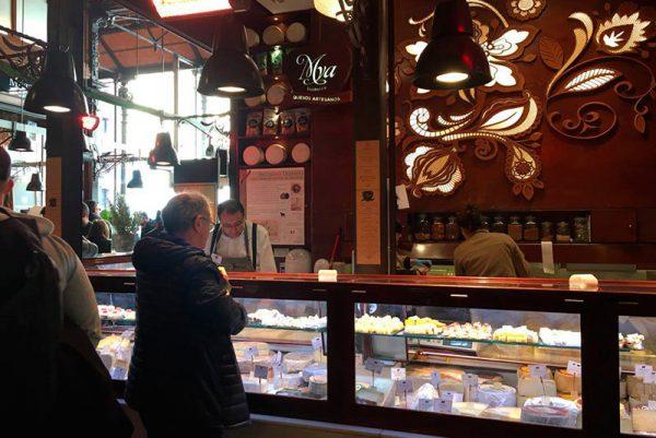 Boutique queso artesano