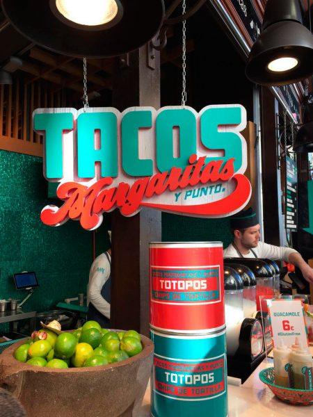 Tacos y sabor en Madrid