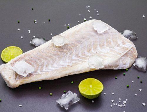 Ventajas de consumir pescado congelado