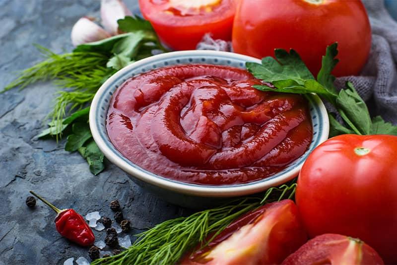 Recetas con ketchup fáciles y más saludables que nunca