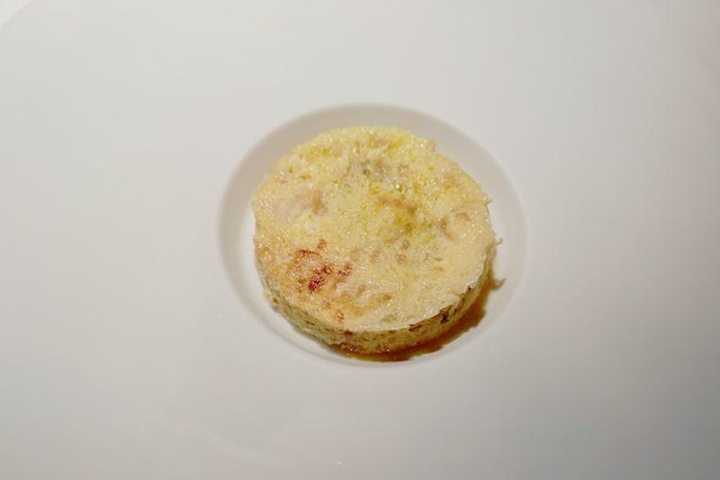 Clásica tortilla de bacalao