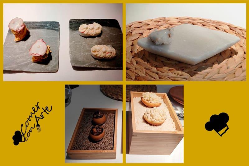 Snacks de un solo bocado en el Restaurante El Bohío