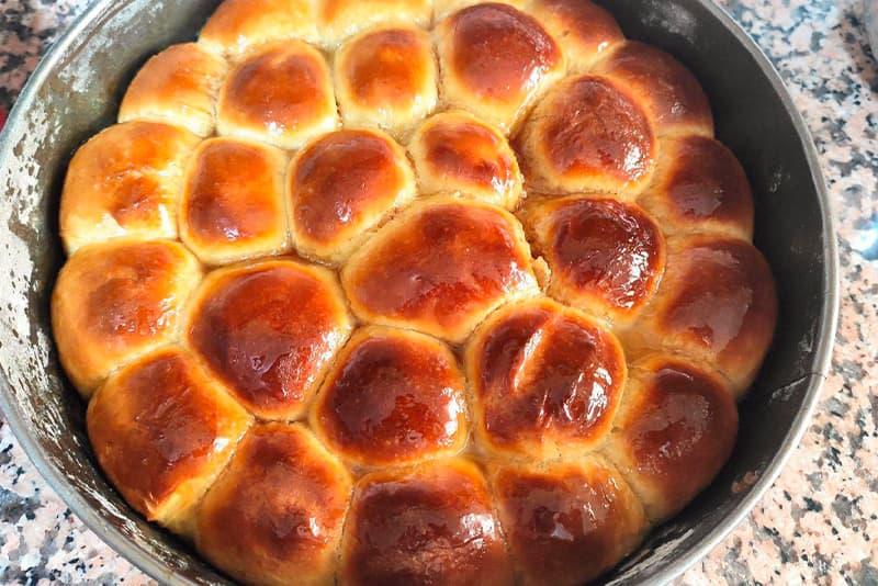 Brioche receta para los amantes del dulce.
