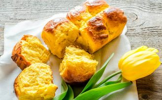 Pan dulce receta