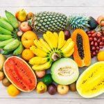 Frutas de temporada y ecológicas