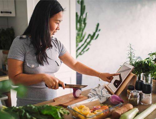 Cocina sana y rica