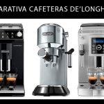 Comparativa cafeteras Delonghi 2020 - Guía sencilla con las mejores opciones