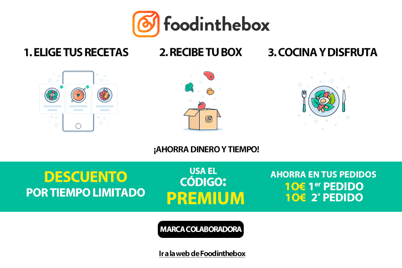 Descuento foodinthebox