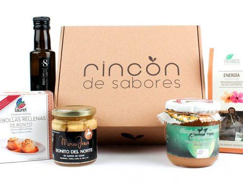 Productos ecológicos y naturales en Rincón de Sabores