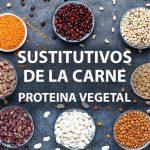 5 Sustitutivos de la carne: Beneficios de la proteina vegetal
