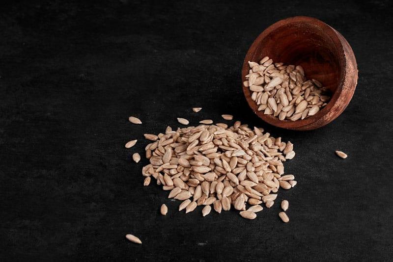Tipos de semillas comestibles