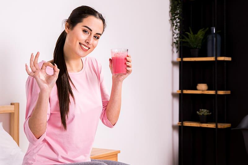 Beneficios batidos diuréticos y adelgazantes