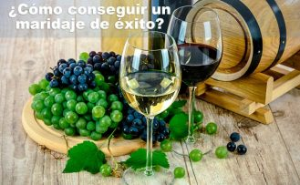 maridaje vino blanco