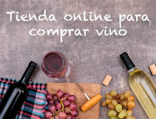 Nueva tienda de vinos online