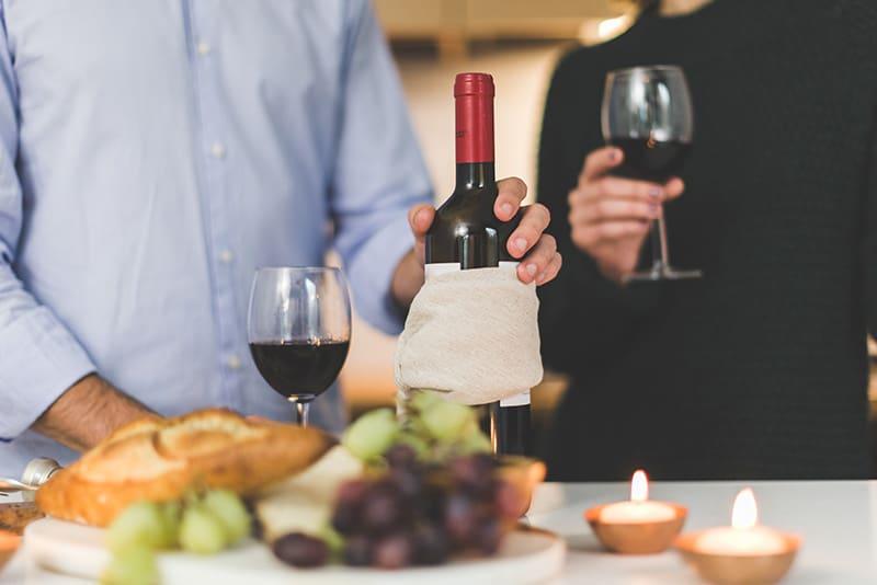 Qué comer con cada vino