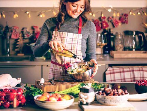 Guía para navidad: regalos y recetas navideñas